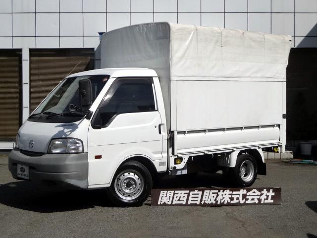 マツダ オープントップ幌 850kg NOX適合
