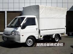 ボンゴトラックオープントップ幌 850kg NOX適合