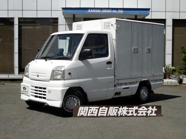 三菱 移動展示車 4WD