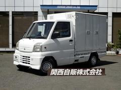 ミニキャブトラック移動展示車 4WD