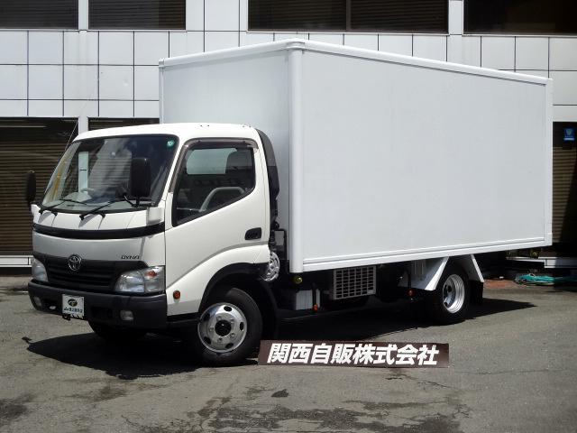 トヨタ 中温冷蔵冷凍車 2t NOX適合