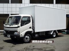 ダイナトラック中温冷蔵冷凍車 2t NOX適合