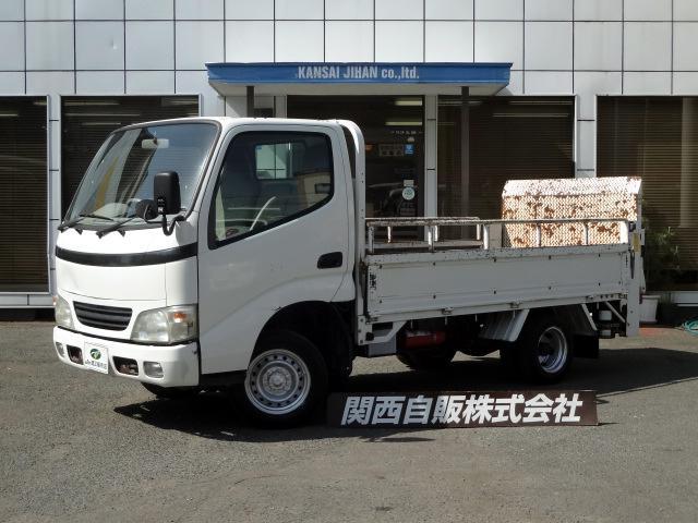 トヨタ ロングジャストローPゲート 1.4t NOX適合