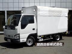 エルフトラックオープントップ幌 1.35t NOX適合