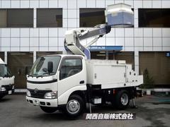 ダイナトラック高所作業車 9.9m NOX適合