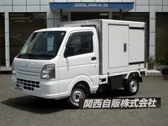キャリイトラック中温冷蔵冷凍車 350kg