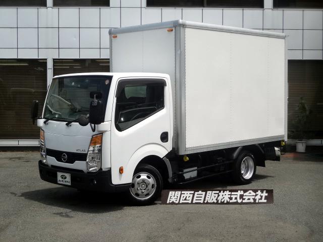 日産 パネルバン 1.3t 4WD NOX適合