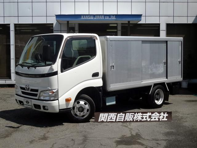 トヨタ ボトルカー 1.35t NOX適合