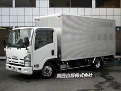 エルフトラックワイドロングアルミバン 2t NOX適合