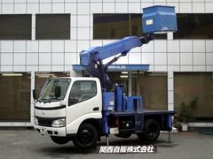 デュトロ高所作業車 9.9m NOX適合