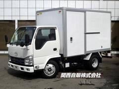 タイタントラック保冷バン 3t NOX適合