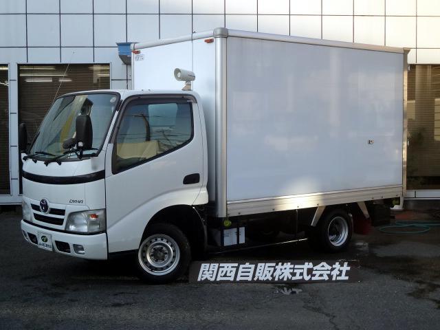 トヨタ パネルバン 1.4t NOX適合