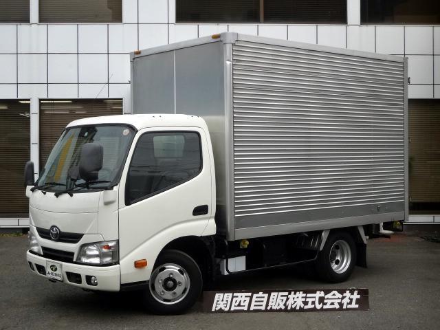 トヨタ アルミバン 2t NOX適合