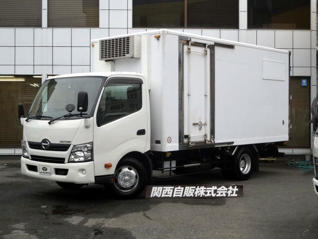 日野 低温冷蔵冷凍車 2.95t NOX適合