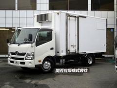 デュトロ低温冷蔵冷凍車 2.95t NOX適合
