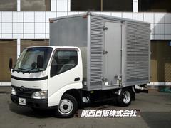 ダイナトラックアルミバン 2t NOX適合
