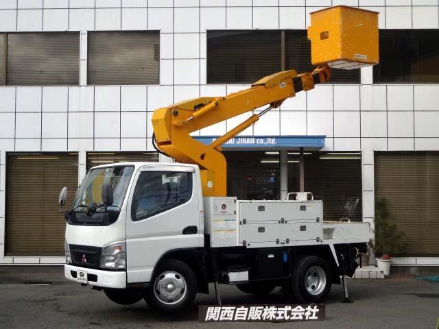 三菱ふそう 高所作業車 9.9m NOX適合