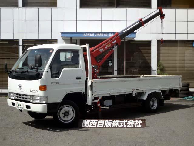トヨタ 簡易3段クレーン 1.9t