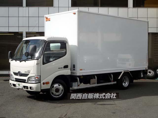 日野 ロング保冷バン 2t 4WD NOX適合