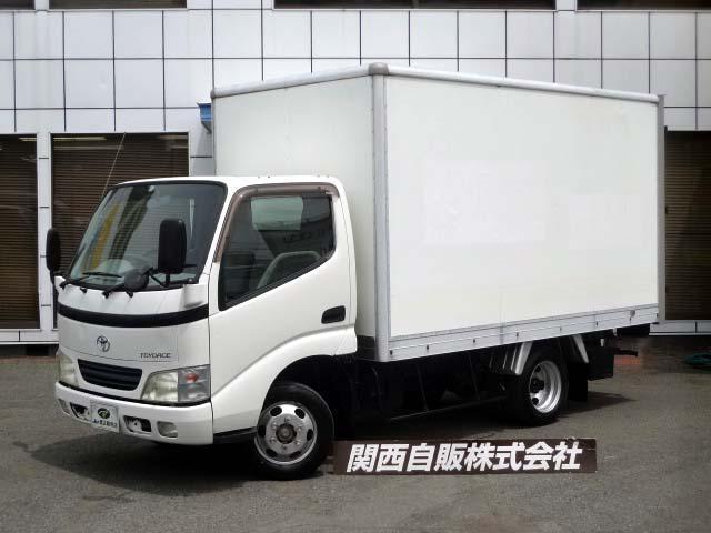 トヨタ パネルバン 1.45t NOX適合