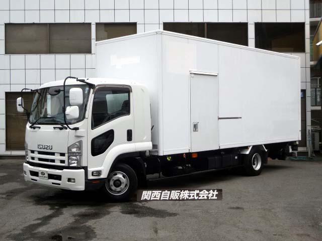 いすゞ パネルバン Pゲート 2.85t NOX適合