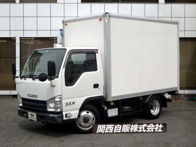 いすゞ パネルバン 1.5t 4WD NOX適合