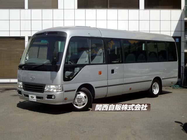 トヨタ ロングGXターボ 29人乗 NOX適合