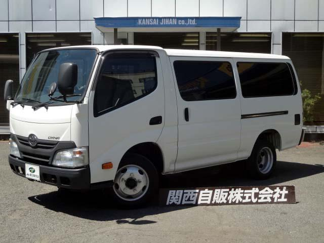 TOYOTA DYNA ROUTE VAN