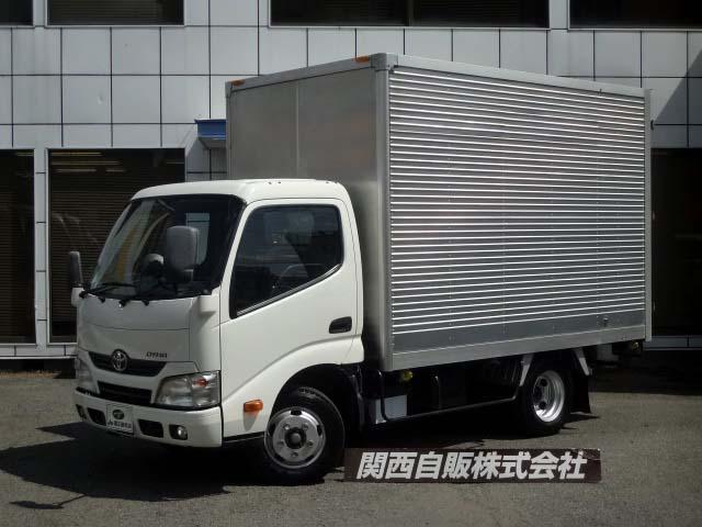 トヨタ ダイナトラック アルミバン 2t NOX適合