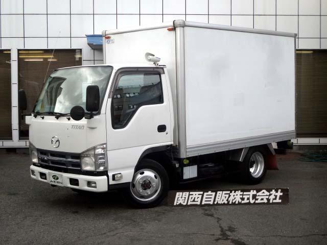 マツダ タイタントラック  保冷バン 1.5t 4WD NOX適合