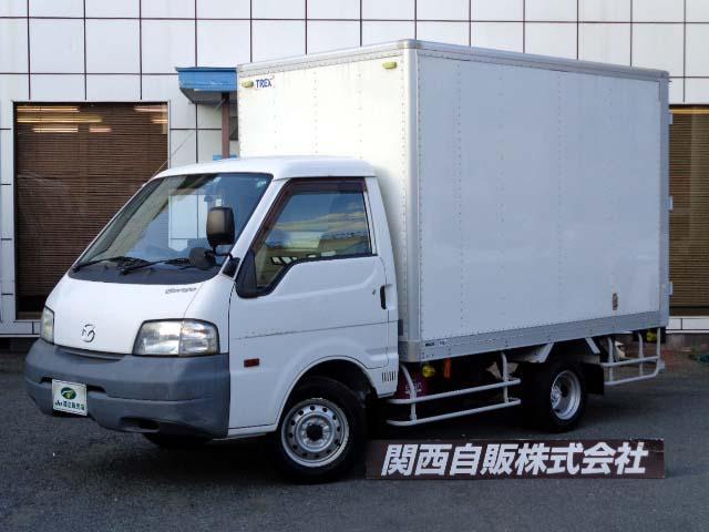 マツダ ボンゴトラック  パネルバン 850kg NOX適合
