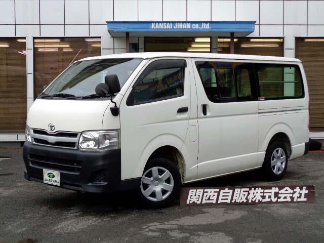 トヨタ ロングジャストローDX 1t NOX適合