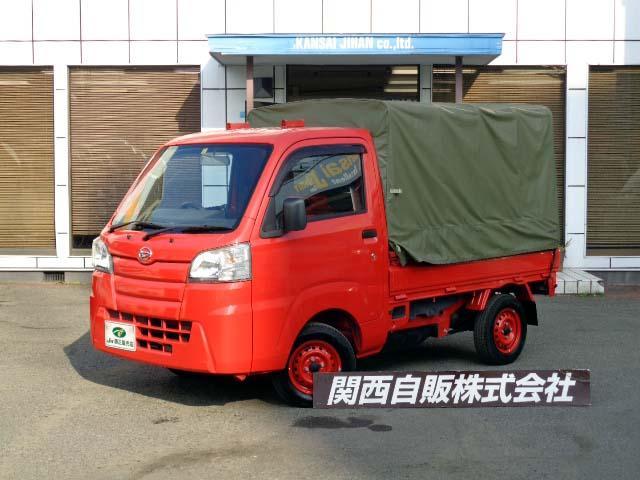 ダイハツ ハイゼットトラック  4WD