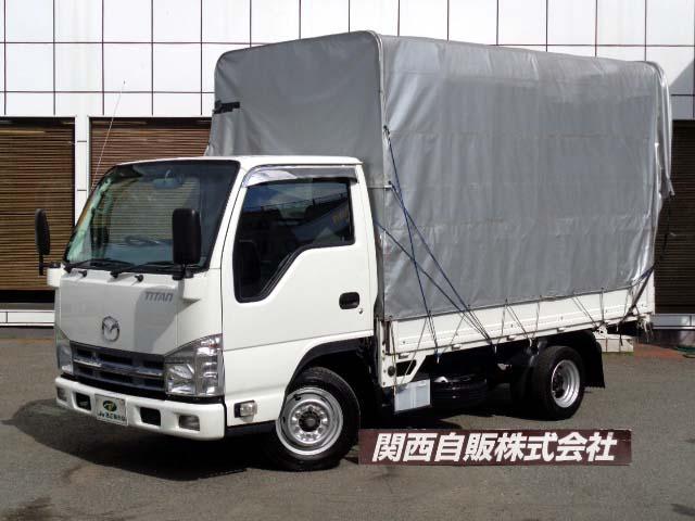 マツダ ワイドロー 幌 1.5t NOX適合