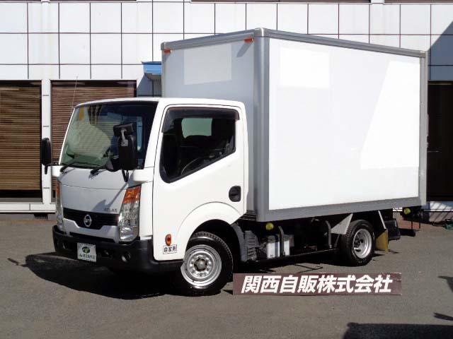 日産 アトラストラック  パネルバン 1.2t NOX適合