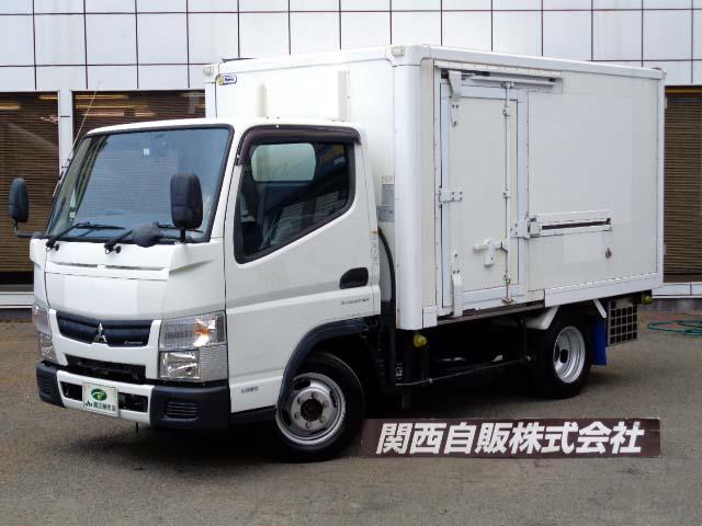 三菱ふそう  中温冷蔵冷凍車 1.5t NOX適合