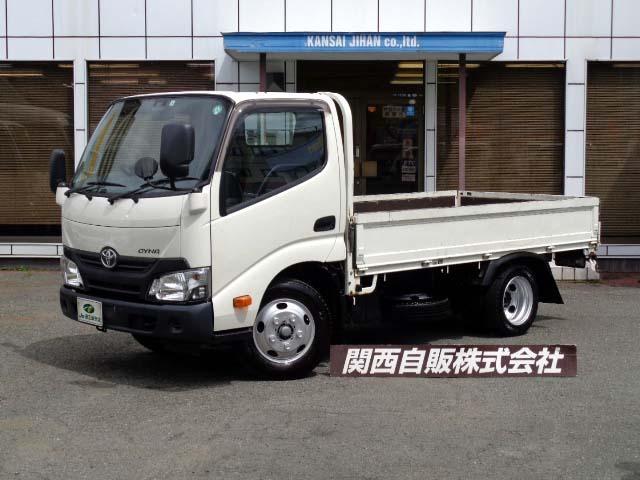 トヨタ ダイナトラック  ジャストロー 2t NOX適合