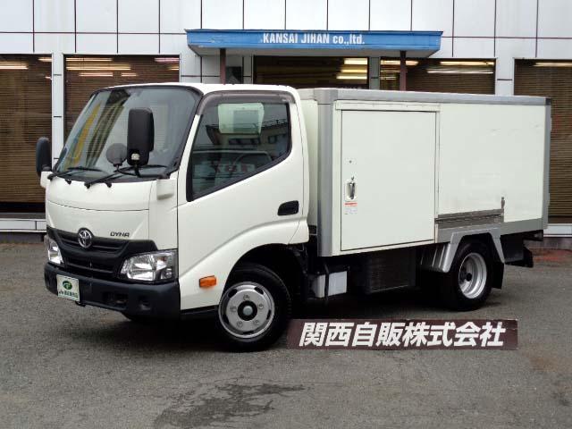 トヨタ ダイナトラック  中温冷蔵冷凍車 2t NOX適合