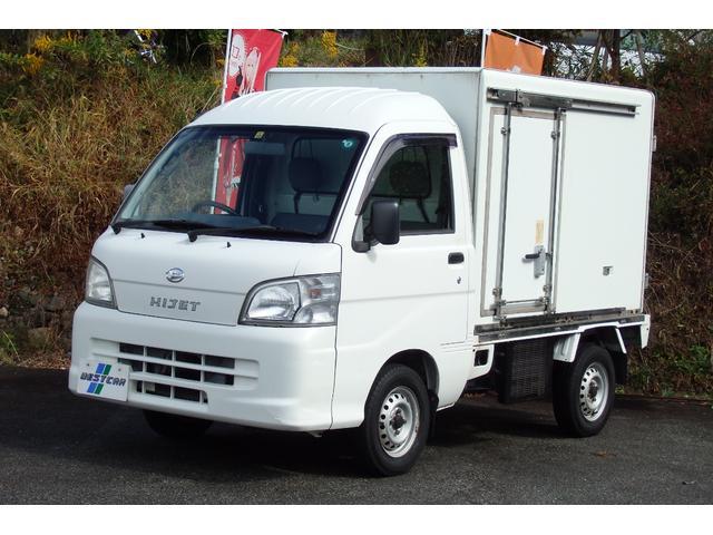 ダイハツ  冷蔵冷凍車 AT エアコン パワステ   ETC Tベルト交換済み