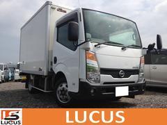 アトラストラックスーパーローDX 冷蔵冷凍車 1300kg 低床
