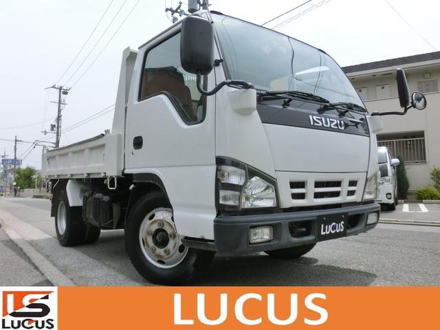 いすゞ エルフトラック 強化ダンプ PS PW 5MT(スムーサ)