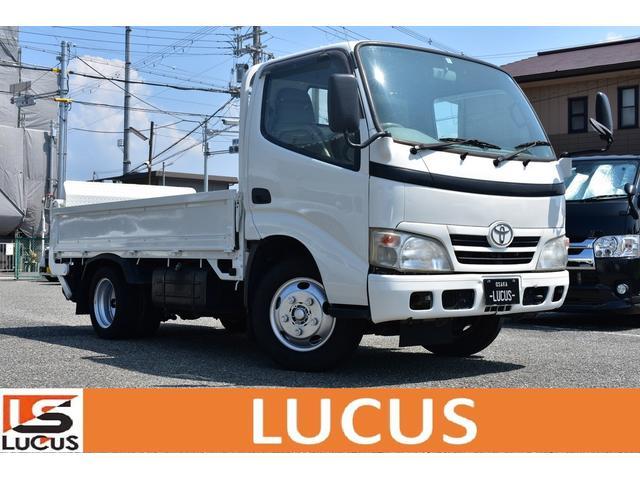 トヨタ ダイナトラック ジャストロー 4000DT PS PW 5MT 積載2000kg パワーゲート揚力800kg 10尺 低床 Wタイヤ パワーゲート床延長可能