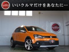 VW ポロクロスポロ 純正HID ナビワンセグETC Rソナー
