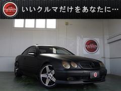 M・ベンツCL500 黒革SRナビBカメラ