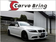 BMW320iツーリングMスポPkg 純正HDD WORK18AW