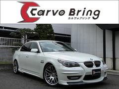 BMW540i ENERGYコンプリート 黒革ナビ