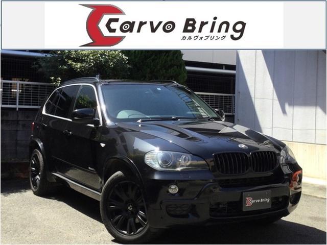 BMW xDrive 30i Mスポーツパッケージ 黒革HDDBカメラ 19AW