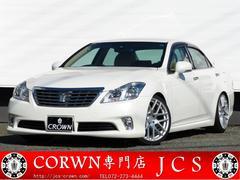 クラウン後期モデル 新品TEIN車高調 19AW レザーシートカバー