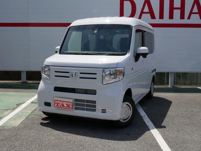 ホンダ N-VAN L 届出済み未使用車/衝突軽減ブレーキ/レーンキープ/アイドリングストップ/電動格納ミラー/レーダークルーズ/オートエアコン/ABS/Wエアバック