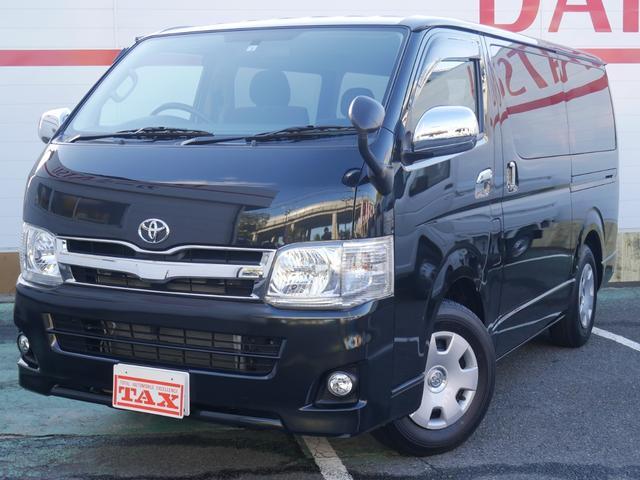 トヨタ ロングスーパーGL ワンオーナー/走行16,000Km/イモビライザー